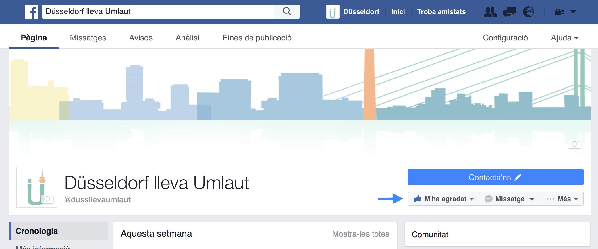 Seguidnos en Facebook