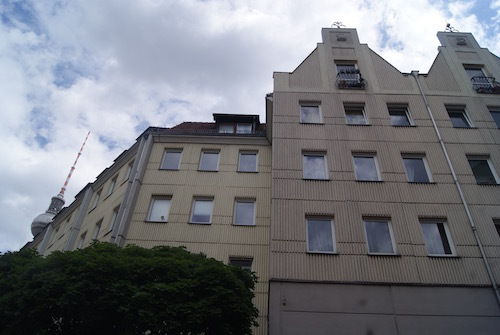 Berlín Nikolaiviertel