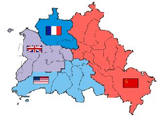 Berlin dividida