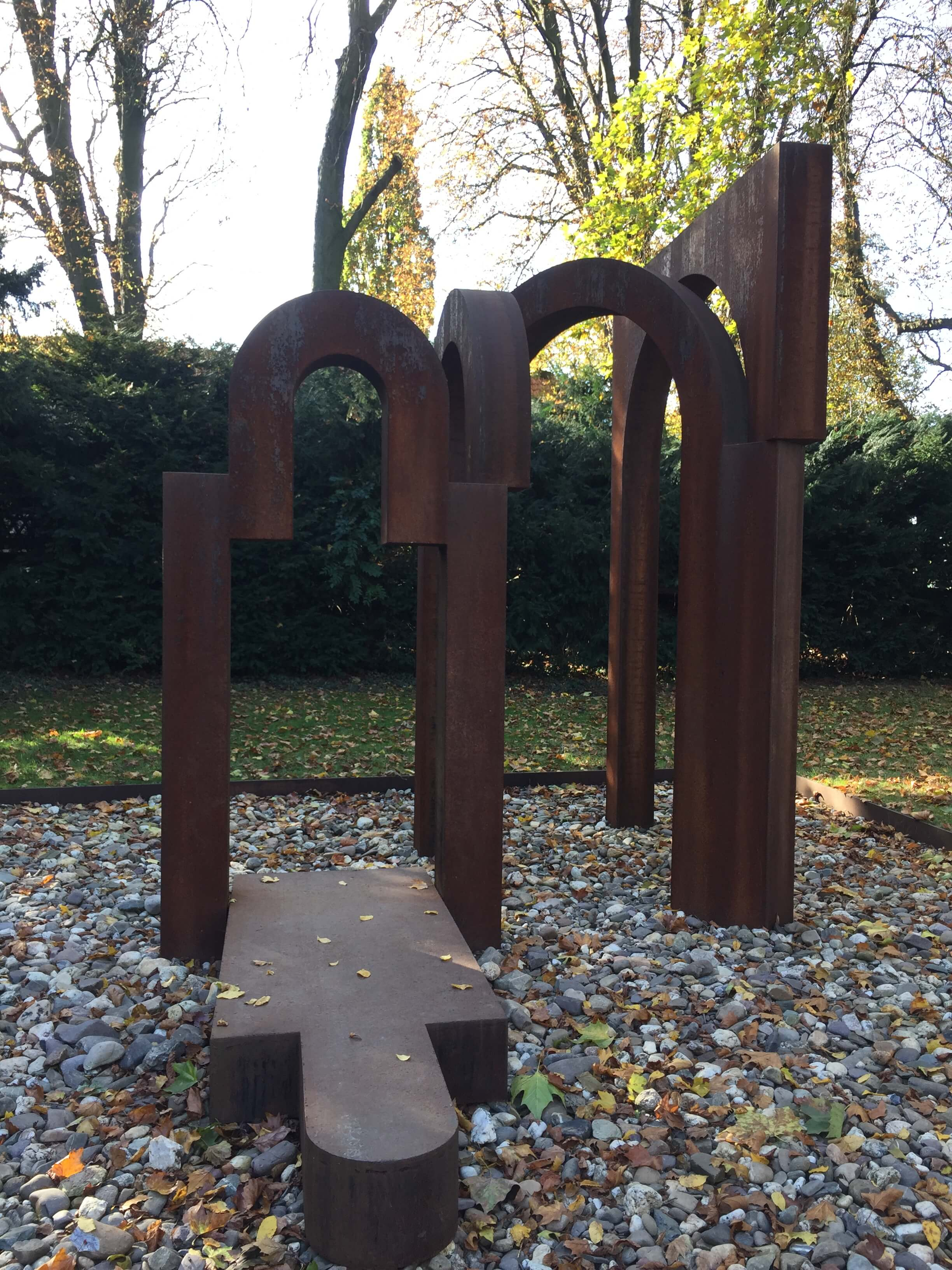 Skulptur Kaiserswerth