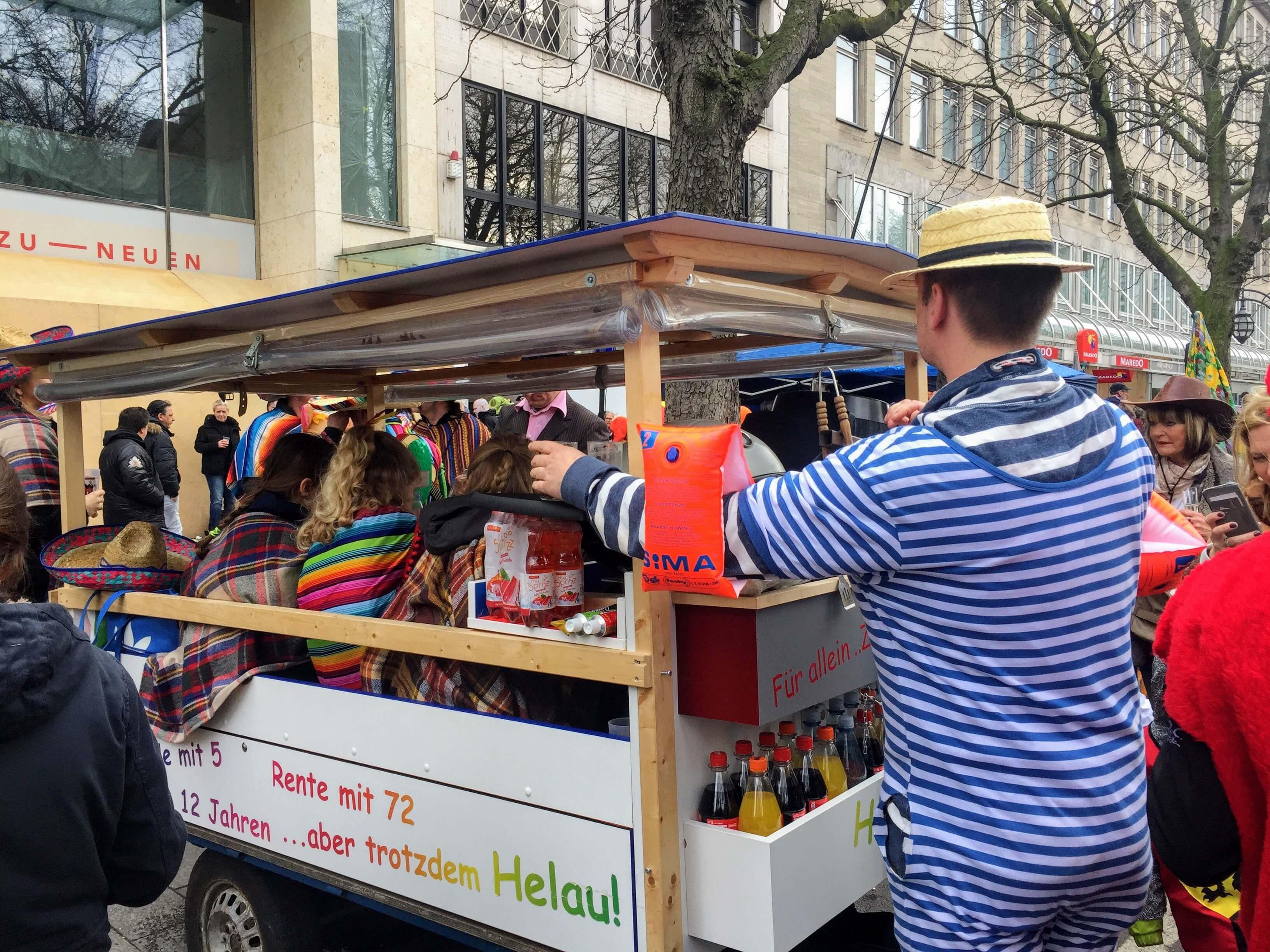 carnaval de febrero en alemania