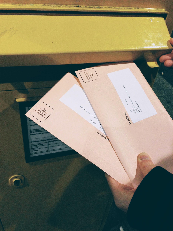 como votar desde el extranjero elecciones generales