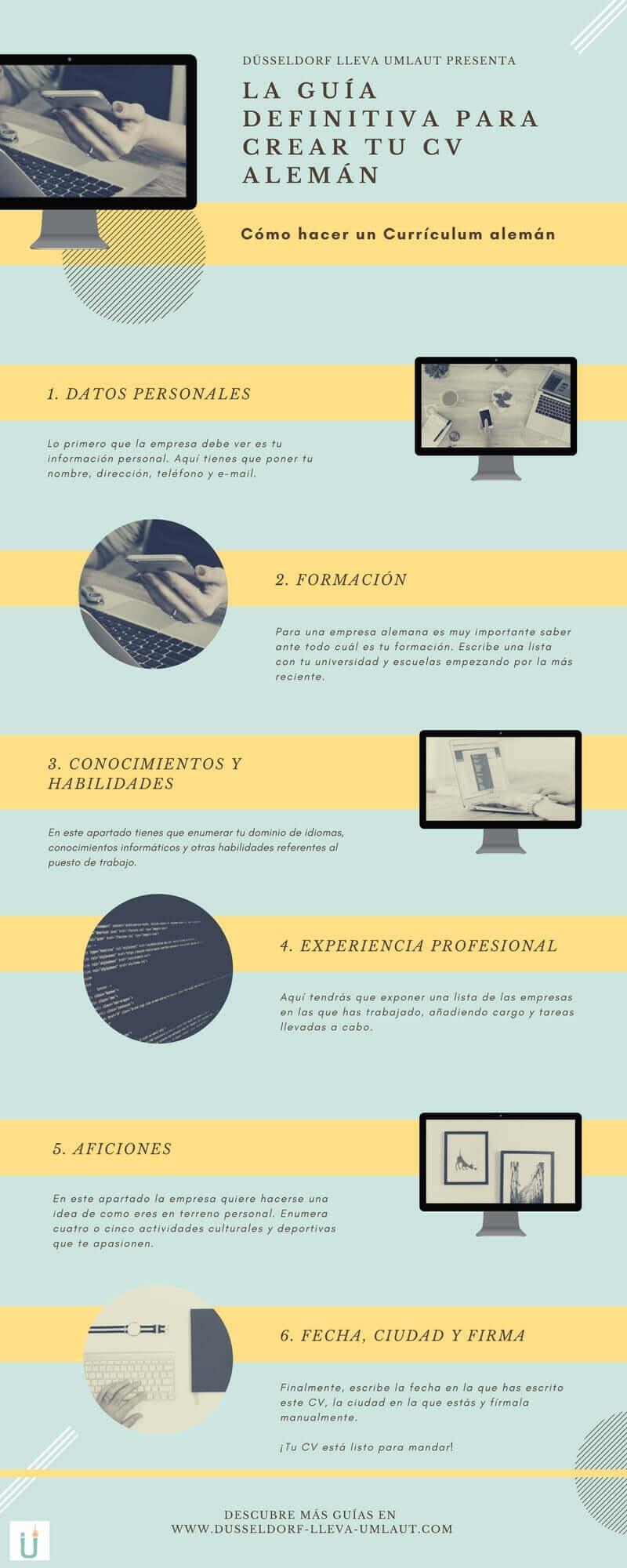 curriculum-en-aleman-ejemplos